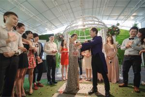 婚禮魔術表演設計