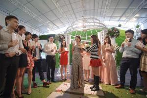 婚禮魔術設計表演