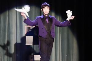 舞台魔術表演